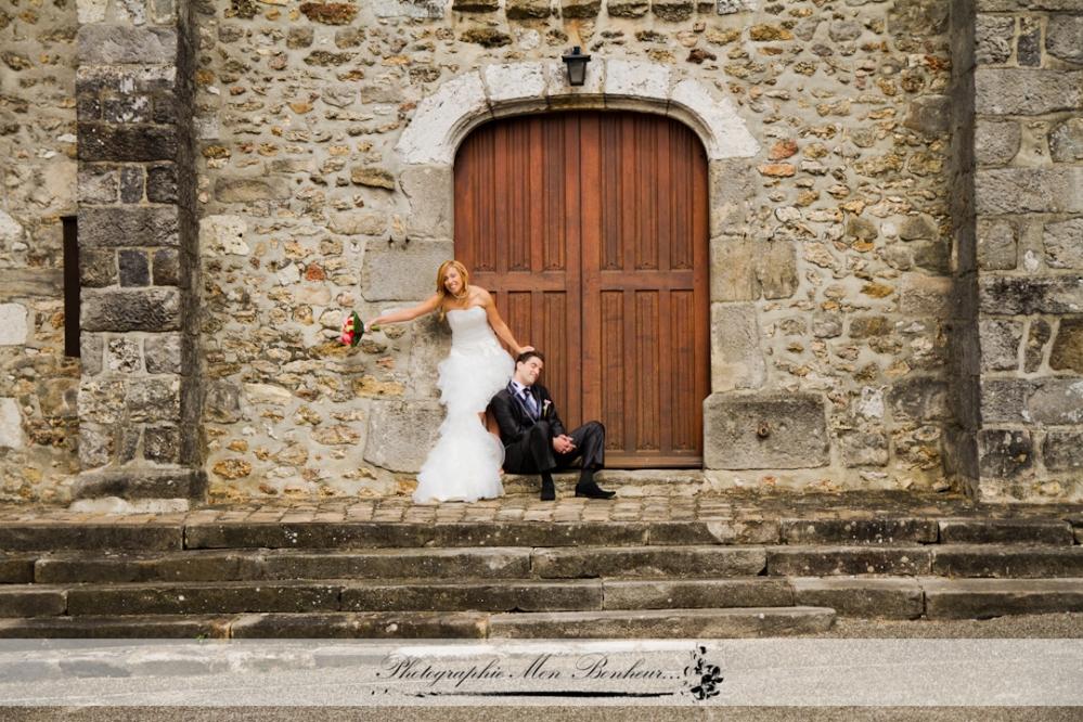 Photographe mariage a Bouray Sur Juine 91 - Mariage de Betty et Gilles