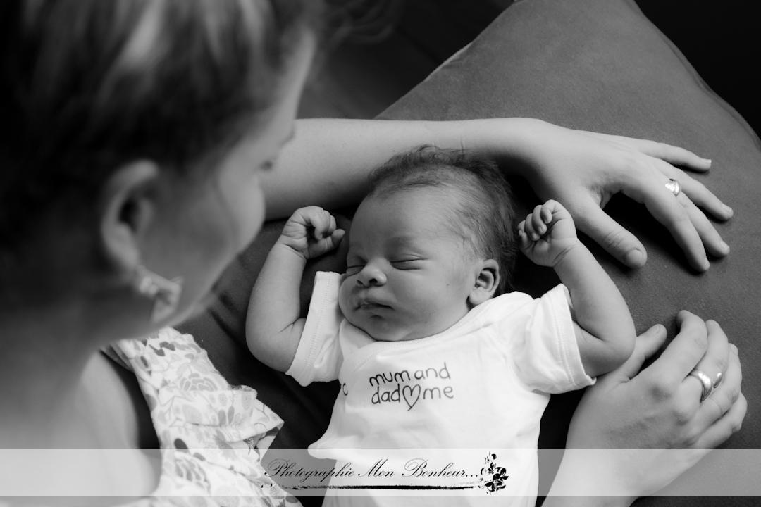 Populaire Photographe de maternité à Alfortville 94 – Séance naissance  TV44