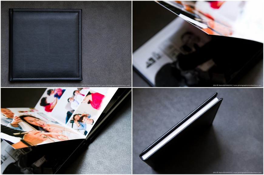 Livre album - Livre photo - Les souvenirs et les livres - Livre haut de gamme - Livre papier photo exigence