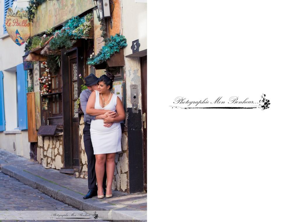 hotographe couple paris, séance photo, séance photo couple à montmartre